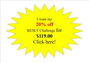 20% off Challenge